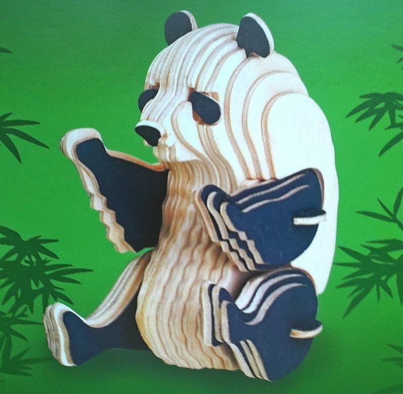 Chertezh podelki «Panda»