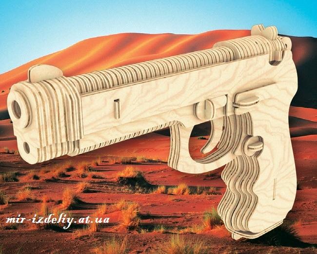 Chertezh podelki «Pistolet Beretta»