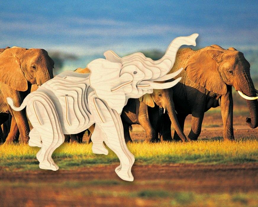 Chertezh podelki «Slon»