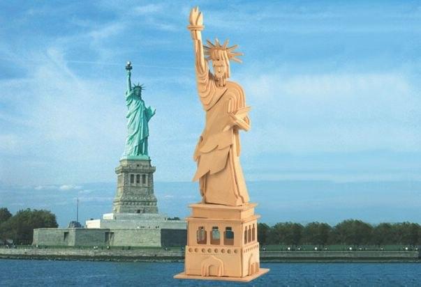 Chertezh podelki «Statuja svobody»