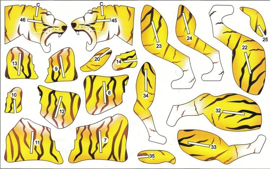 Chertezh podelki «Tigr»01