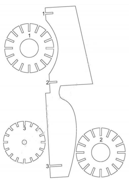 Настольный светодиодный светильник SUPRA SL-TL205 black
