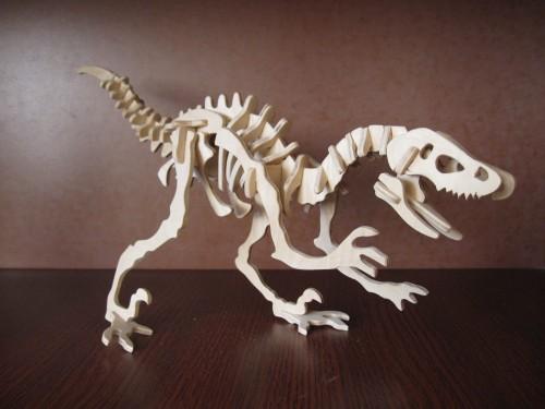 Chertezh podelki Veloceraptor