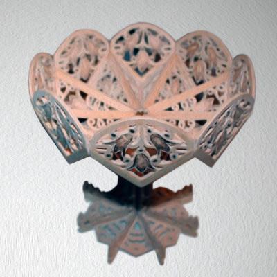 эскиз конфетницы