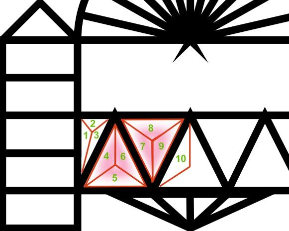 техника геометрической резьбы