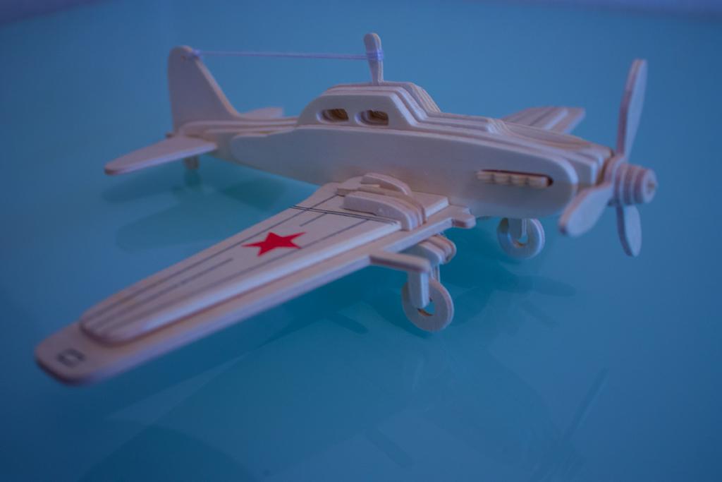 Модель самолета ИЛ 2