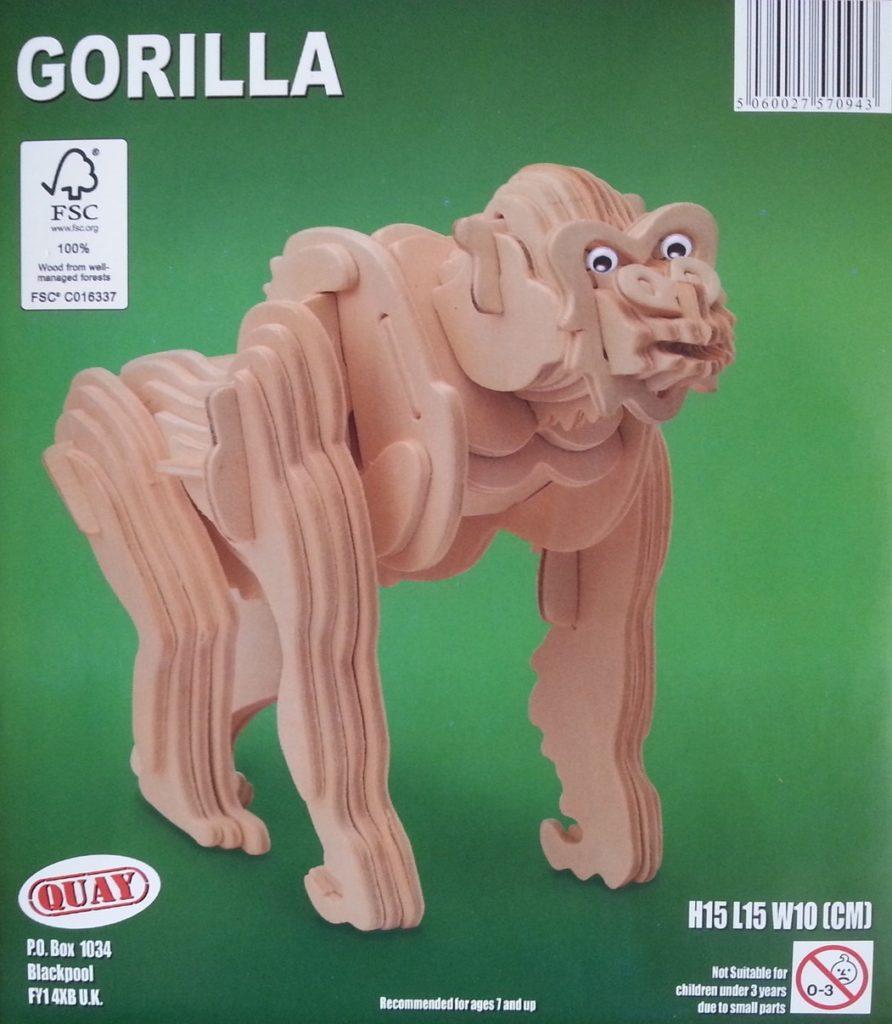 Chertezh podelki «Gorilla»