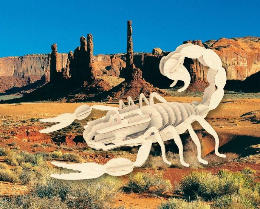 Skorpion iz fanery