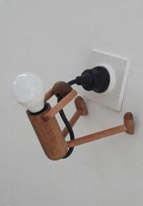светильник для дома своими руками